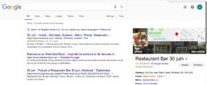 démarrer une entreprise enregistrement google